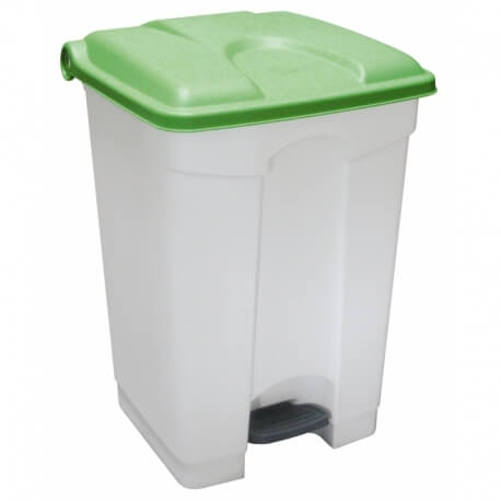 container plastique 45 l avec couvercle poubelles int rieures 8. Black Bedroom Furniture Sets. Home Design Ideas