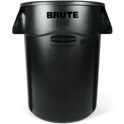 Collecteur BRUTE rubbermaid